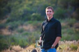 Jake Arnett Senior Photo